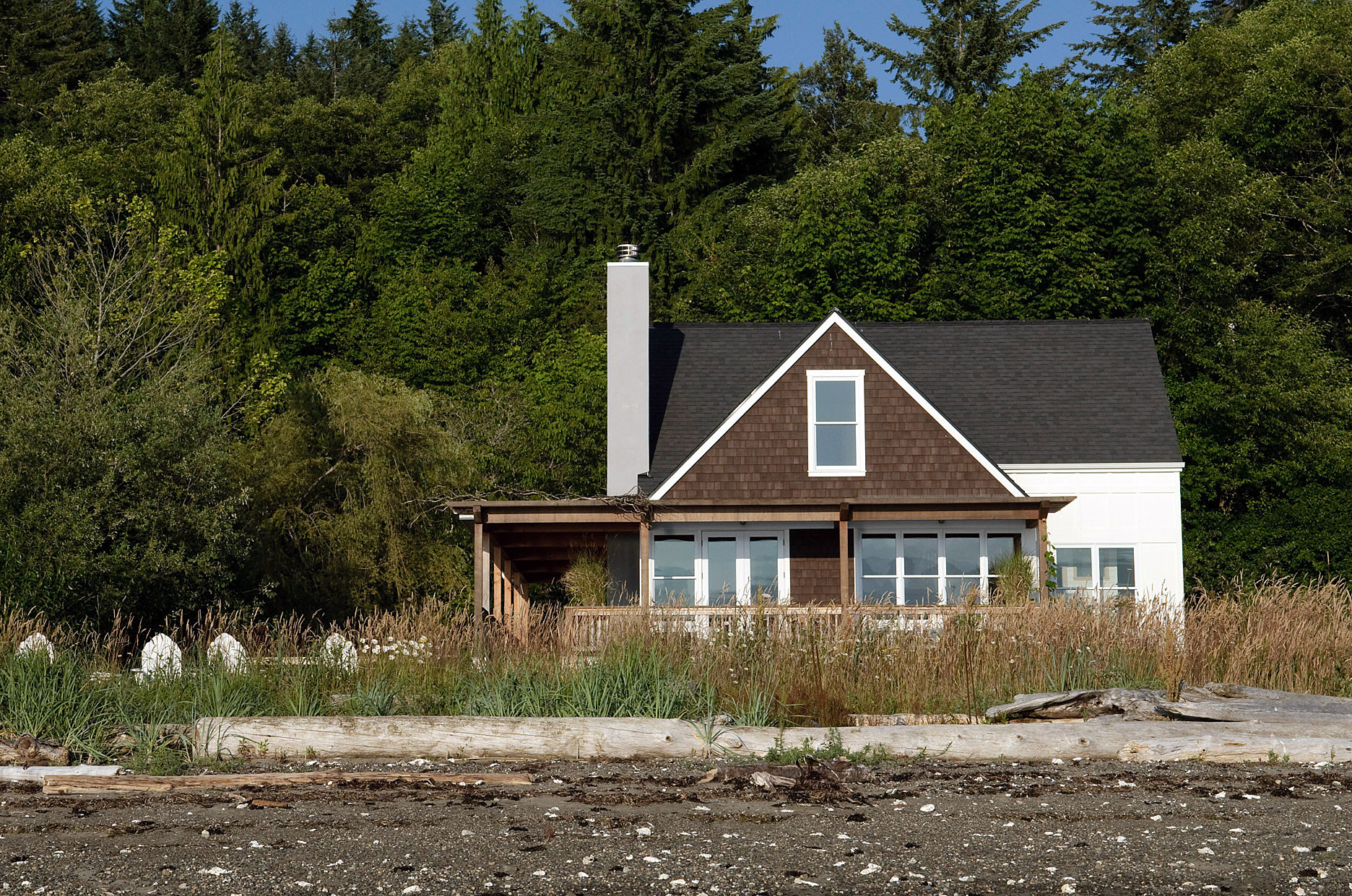 Beach Cottage Holly Wa Rohleder Borges Architecture